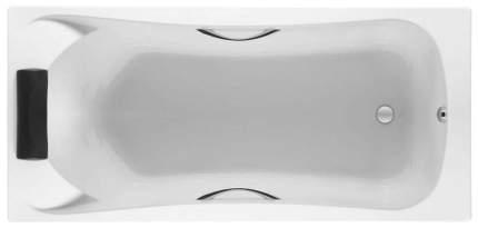 Акриловая ванна Roca BeCool 170х80 без гидромассажа