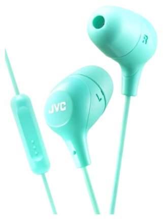 Наушники JVC HA-FX38-G Green
