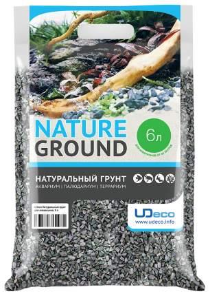 Грунт для аквариума UDeco Canyon Emerald 4-6 мм 6 л