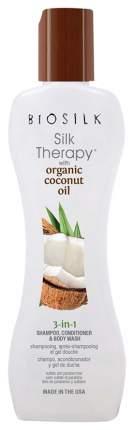 Шампунь Biosilk Silk Therapy Coconut 3in1 355 мл