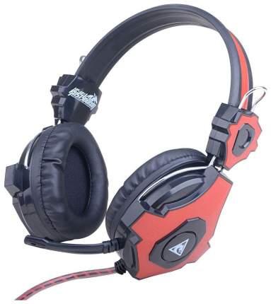 Игровые наушники Xtrike me HP-401 Red/Black