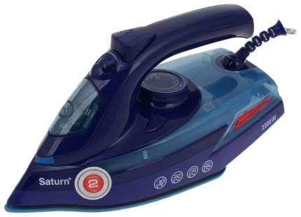Утюг Saturn ST-CC7128 Blue