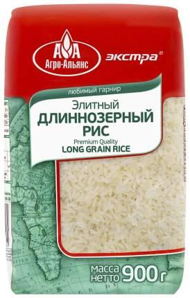 Рис Агро-Альянс экстра элитный длиннозерный 900 г