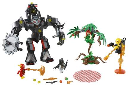 Конструктор LEGO Super Heroes 76117 Робот Бэтмена против робота Ядовитого Плюща