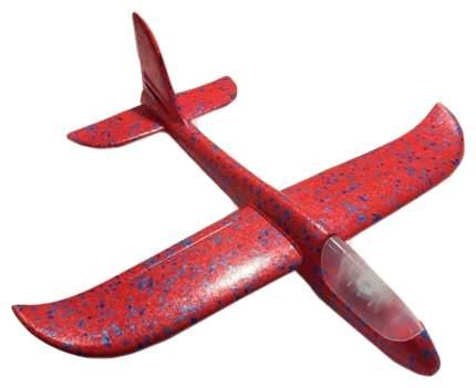 Метательный большой самолет-планер Taigen.toys Т48 красный