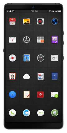 Смартфон Smartisan U3 Pro 4/64Gb Carbon