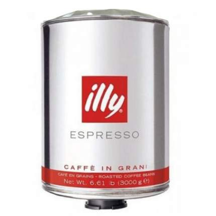 Кофе в зернах ILLY темная обжарка 3 кг