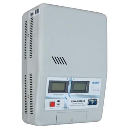 Однофазный стабилизатор RUCELF SDW- 3000-D