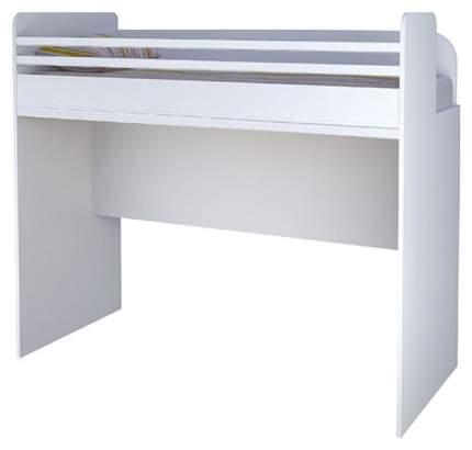 Кровать-чердак Polini Kids City белый
