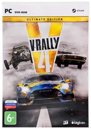 Игра для PC V-Rally 4