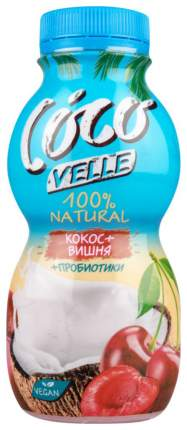Продукт кокосовый Velle coco питьевой ферментированный с вишней 250 г