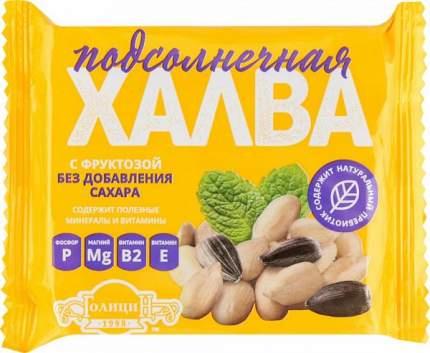 Халва подсолнечная Голицин с фруктозой 180 г