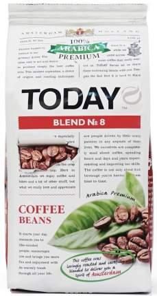 Кофе натуральный Today blend №8 жареный молотый 200 г