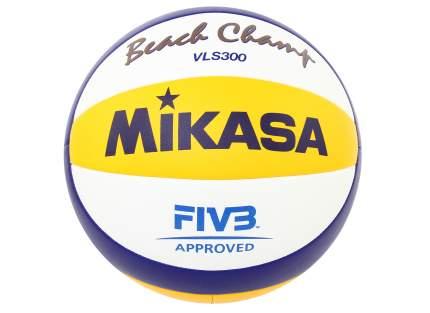 Мяч волейбольный пляжный Mikasa VLS300 официальный