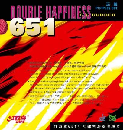 Накладка DHS 651 2.0 black