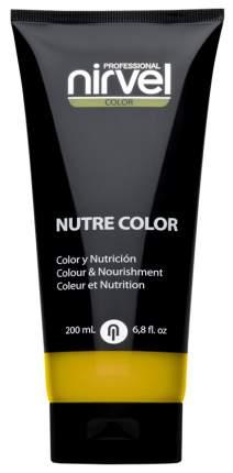 Красящая гель-маска для волос Nirvel Nutre Color Песочная, 200 мл