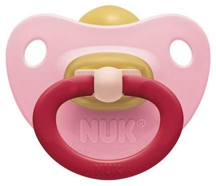 Соска-пустышка латексная успокаивающая Nuk Soft р-р 1