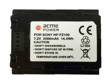 Аккумулятор для видеокамеры AcmePower AP-NP-FZ100