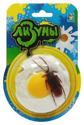Лизун 1Toy Мелкие пакости Яичница с тараканом Т10763
