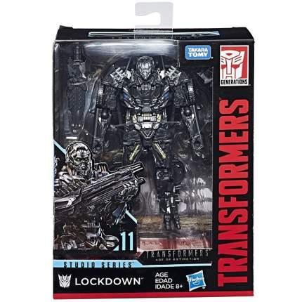 Фигурка  Transformers Коллекционный Автобот Локдаун 20 см  E0701/E0747