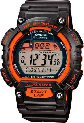 Наручные часы электронные мужские Casio Sports STL-S100H-4A
