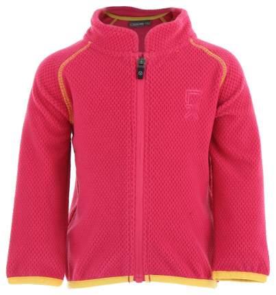 Толстовка флисовая Color Kids Tabot 102850 р.80-86 Розовая