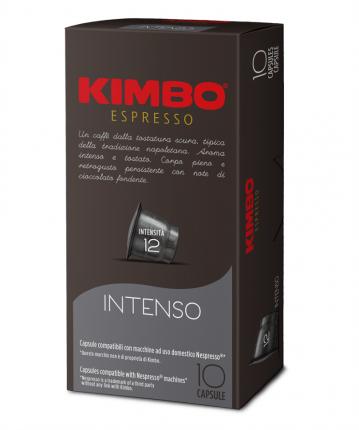 Капсулы Kimbo NC Intenso для кофемашин Nespresso 10 капсул