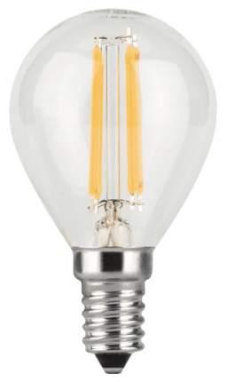 Лампочка Gauss Filament Globe Е14 5W 420Lm 2700К