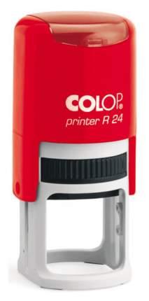 Оснастка для печати Colop Printer R24. Цвет корпуса: красный.