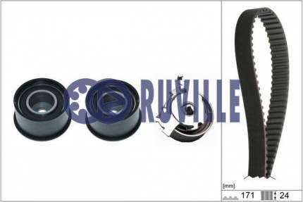 Комплект ремня ГРМ RUVILLE 5534270