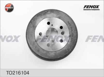 Тормозной барабан FENOX TO216104