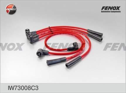 Комплект проводов зажигания FENOX IW73008C3