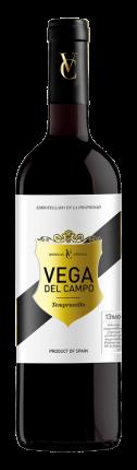 Вино  Vega del Campo Tempranillo