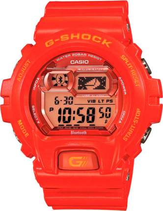 Японские наручные часы Casio G-Shock GB-X6900B-4E