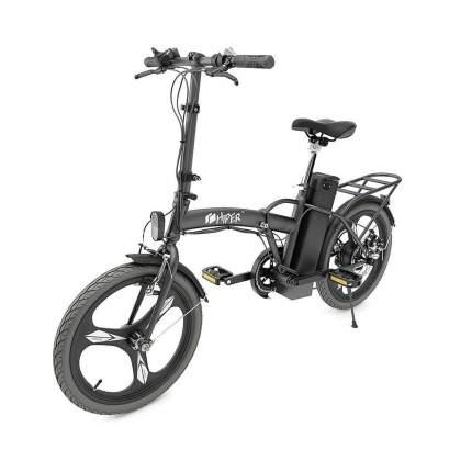 Электровелосипед HIPER Engine 2018 One Size black