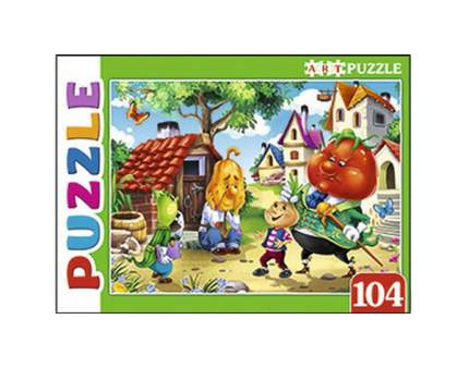 РЫЖИЙ КОТ Пазлы Artpuzzle. Сказка №91, 104 элемента ПА-4546