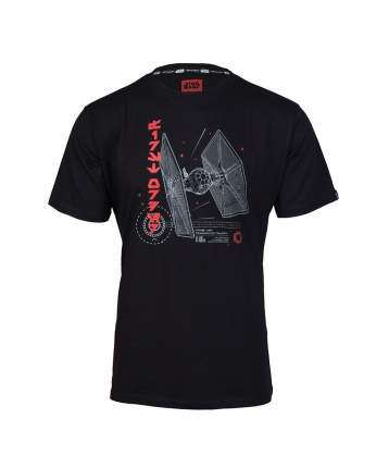 Мужская футболка Star Wars TIE T-0926 (Размер M)