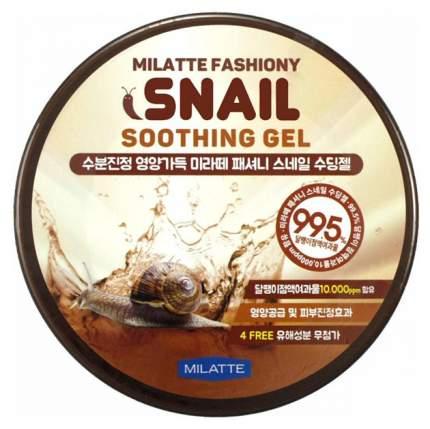 Гель для лица Milatte Fashiony Snail Soothing Gel 300 мл