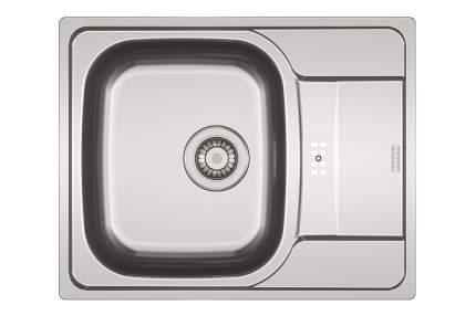 Мойка для кухни из нержавеющей стали Franke Polar PXN 614-60 1010192905 серебристый