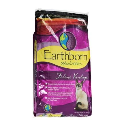 Сухой корм для кошек и котят Earthborn Feline Vantage, курица, 6,3кг