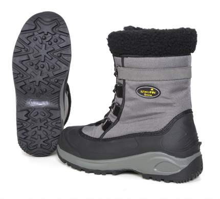 Ботинки для рыбалки Norfin Snow, gray, 44 RU