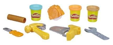 Игровой набор Play-Doh - Сад / Стройка Hasbro