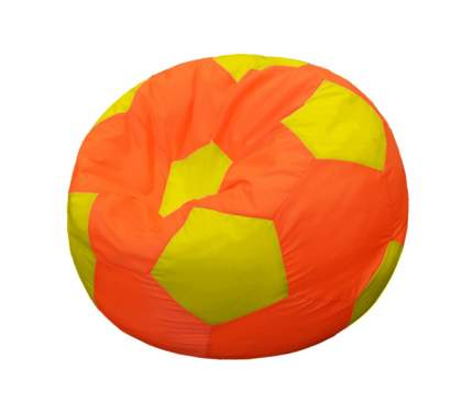 Кресло-мяч Pazitif Мяч Пазитифчик, размер XL, оксфорд, оранжево-желтый
