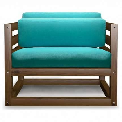 Кресло для гостиной Anderson Магнус AND_125set428, голубой