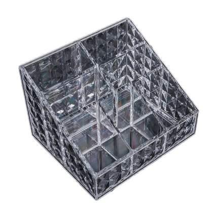 Акриловый органайзер для косметики Homsu на 7 секций Diamond