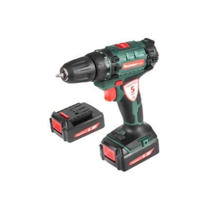 Дрель аккумуляторная Hammer Flex ACD120Li / арт. 583431