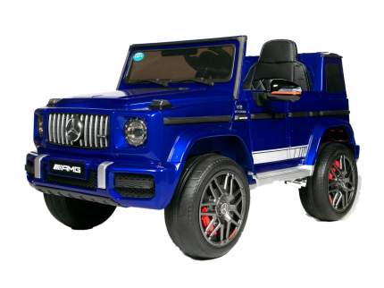 Электромобиль BARTY Mercedes-Benz G63 AMG BBH-0003, Синий