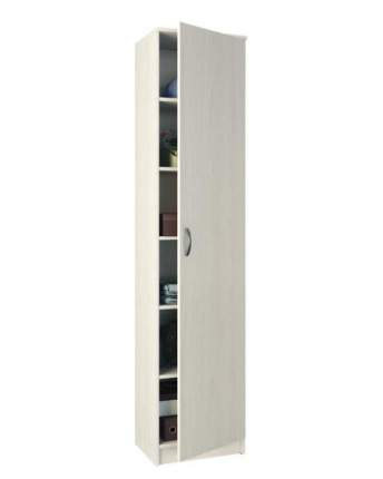 Платяной шкаф MFMaster МСТ-ПДО-Ш1-20 35х45х200, белый