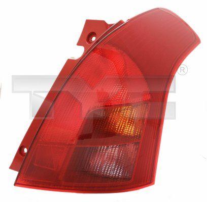 Задний фонарь TYC 11-0804-01-2