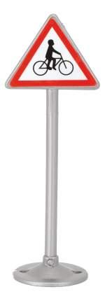 Светофор Dickie + набор дорожных знаков, 24 см